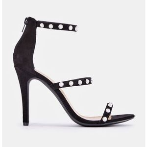 Just Fab Ellory Sandal Stilettos